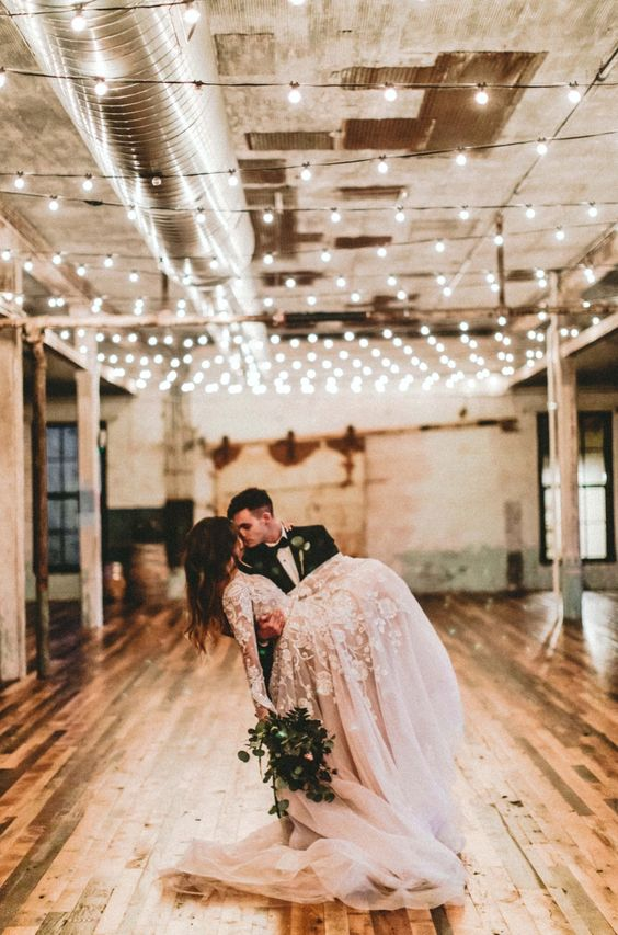 urban chic wedding venue