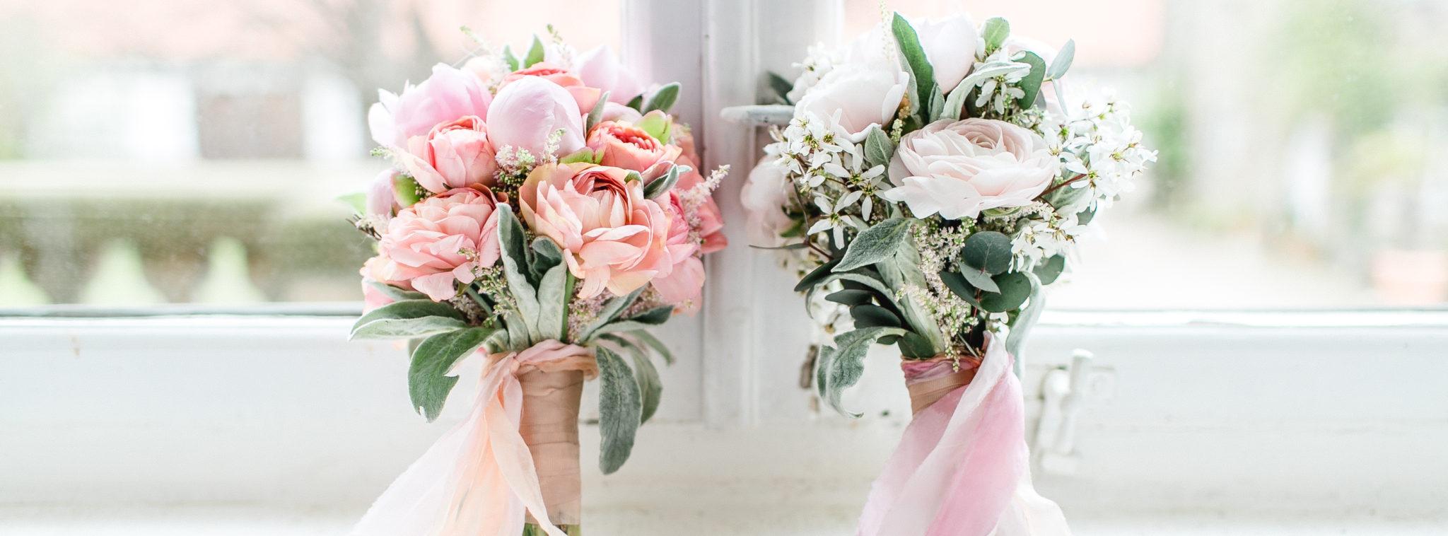 vintage wedding bridal bouquet