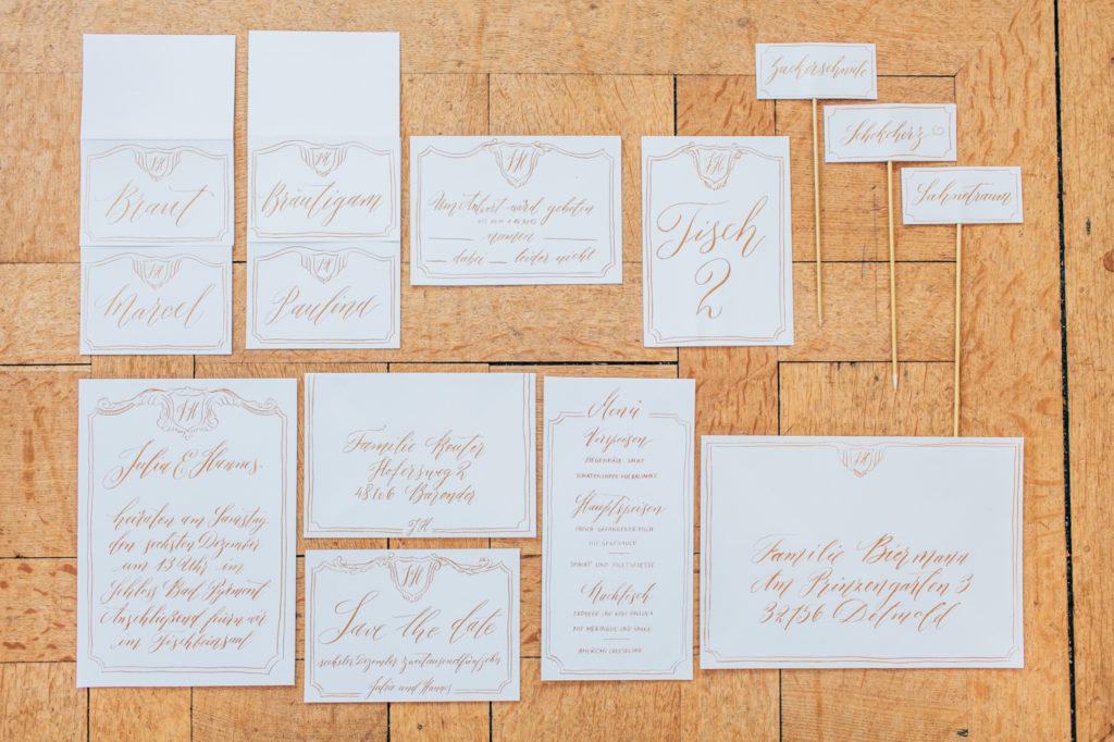 wedding calligraphy, wedding stationery, wedding invitations