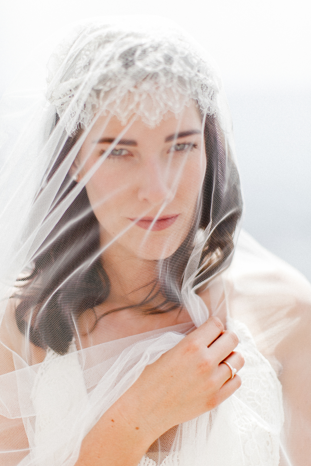 bride, veil, wedding outfit