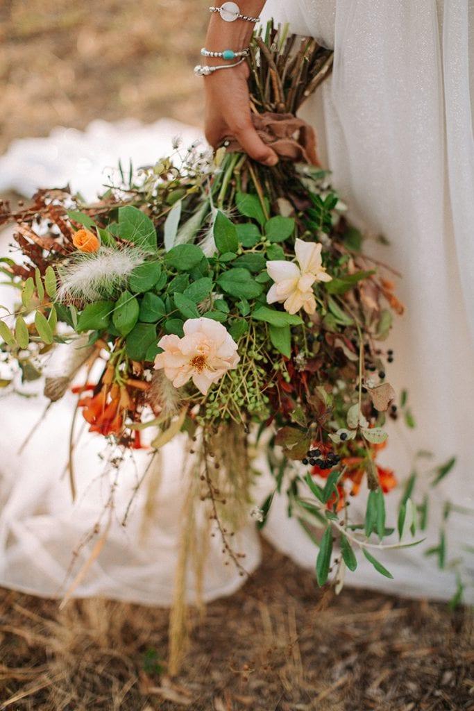 toskana wedding flower bouqet beautiful coloured bouquet in toskana