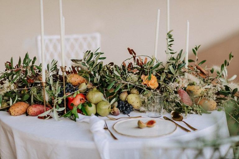 2 brides toskana wedding table design obs hochzeit tisch tableware