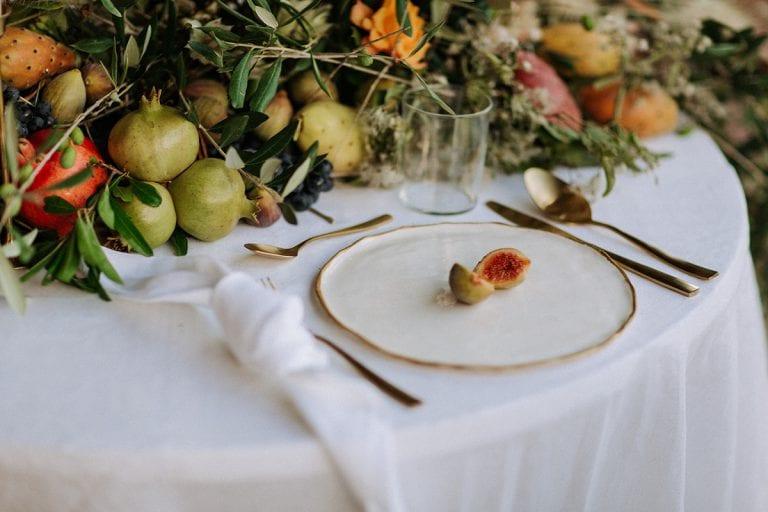 2 brides toskana wedding table details toskana tisch deko