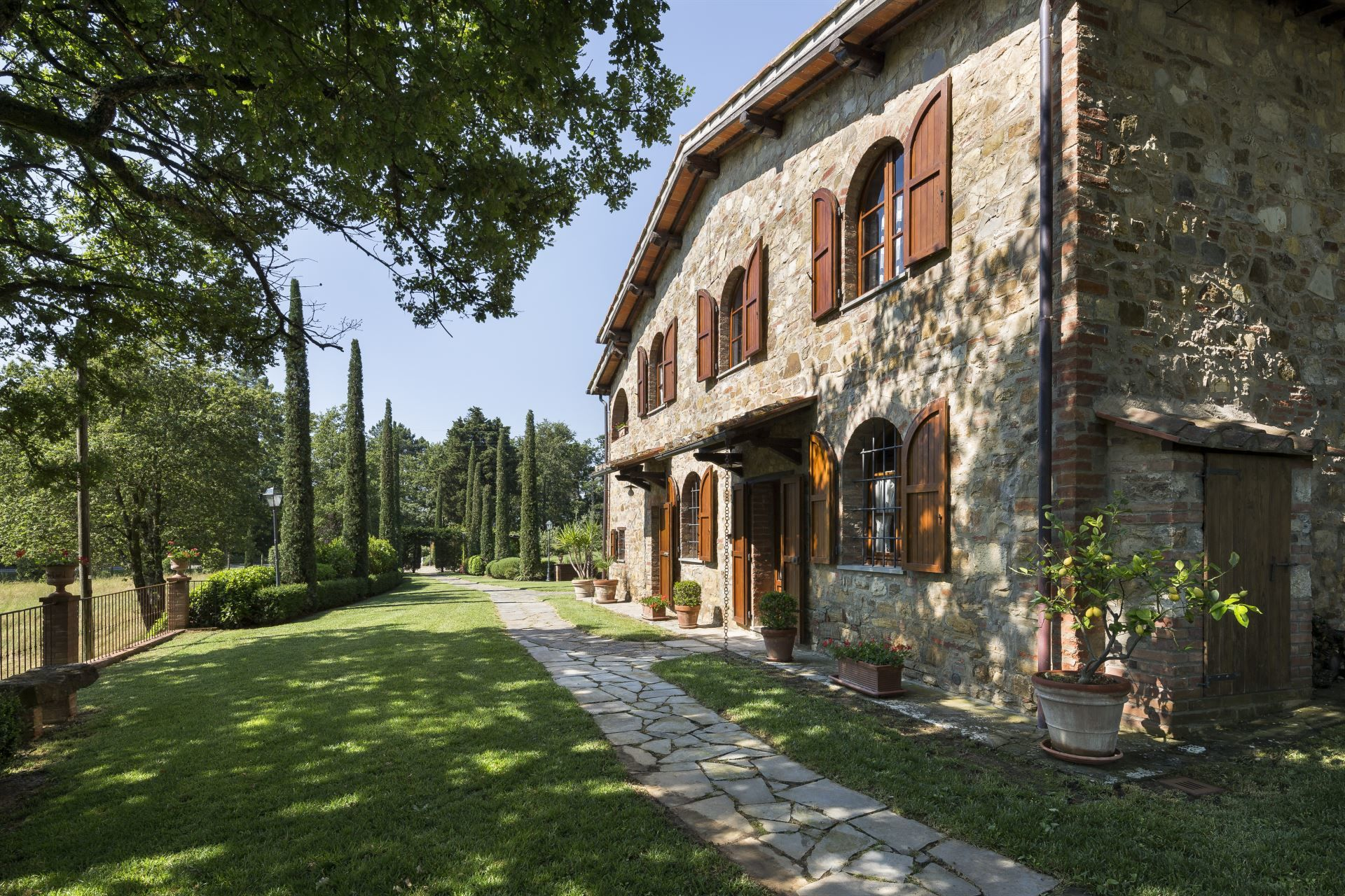 Villa La Selva Tuscany Wedding Villa