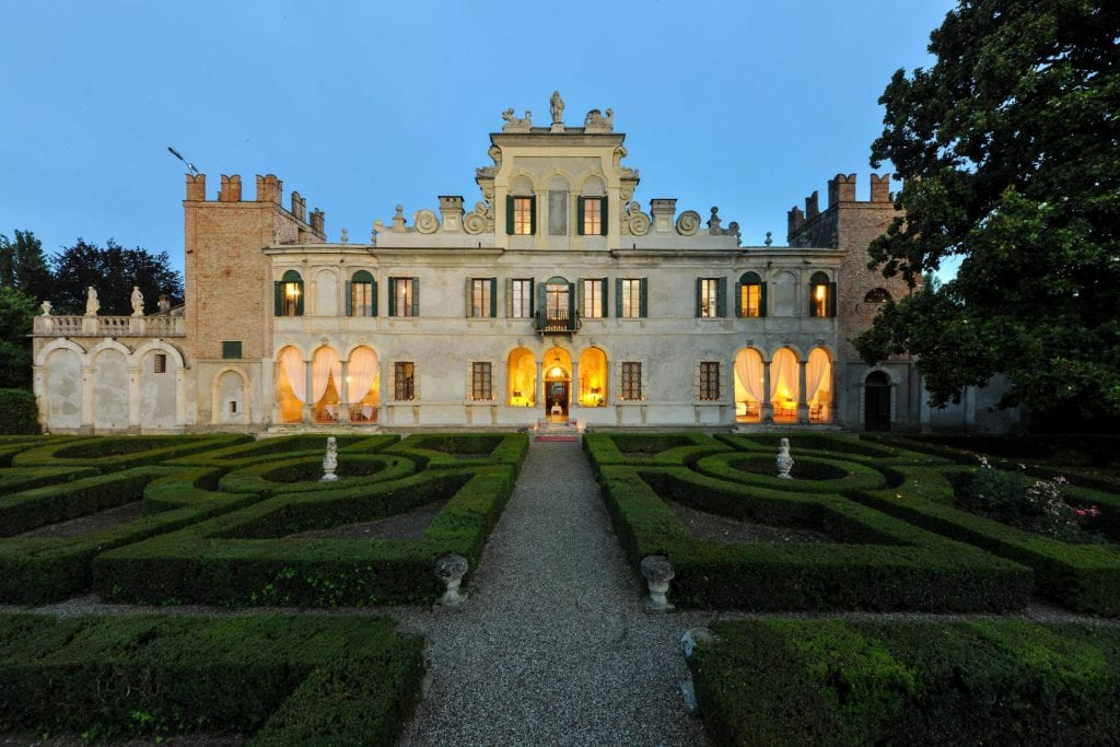 Villa Zambonina Tuscany Wedding