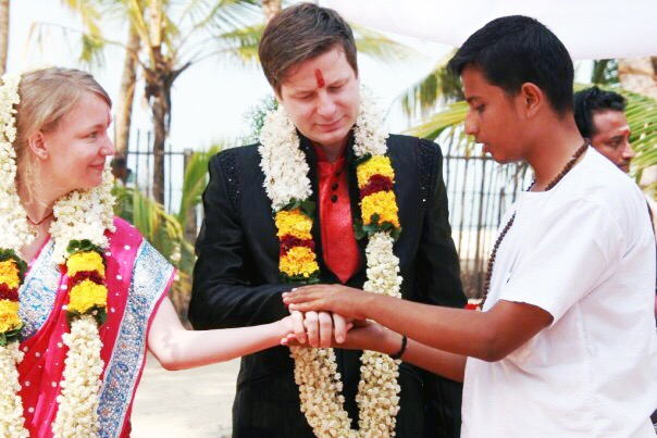destination wedding india, elopement, wedding ceremony