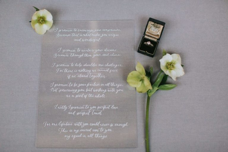 Magnolias On Silk Austria Winter Wedding Stationary