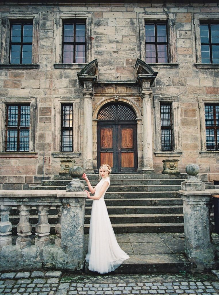 bridal dress in germany schloss-hemhofen