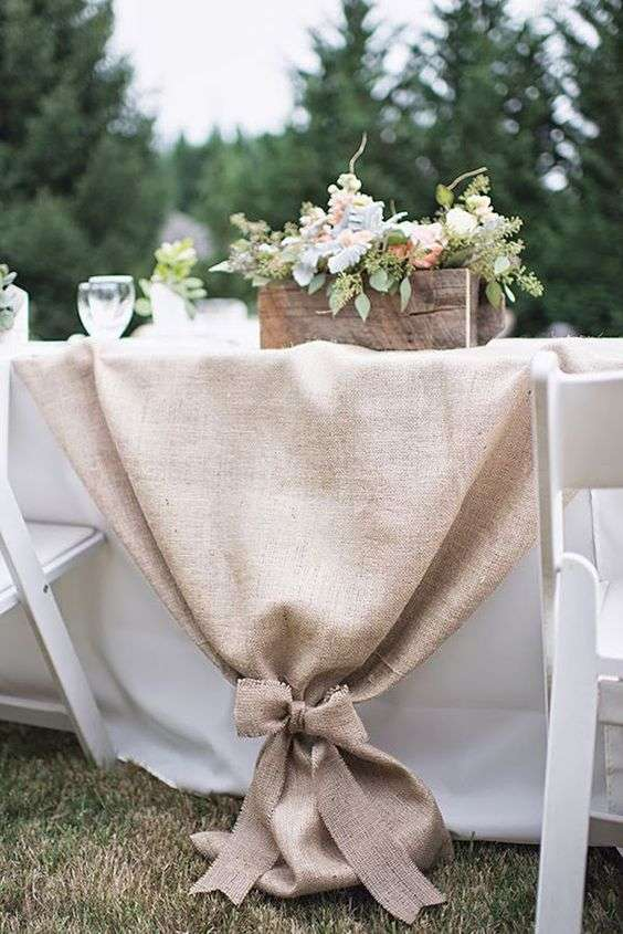rustic wedding, organic wedding, rsutic table decoration