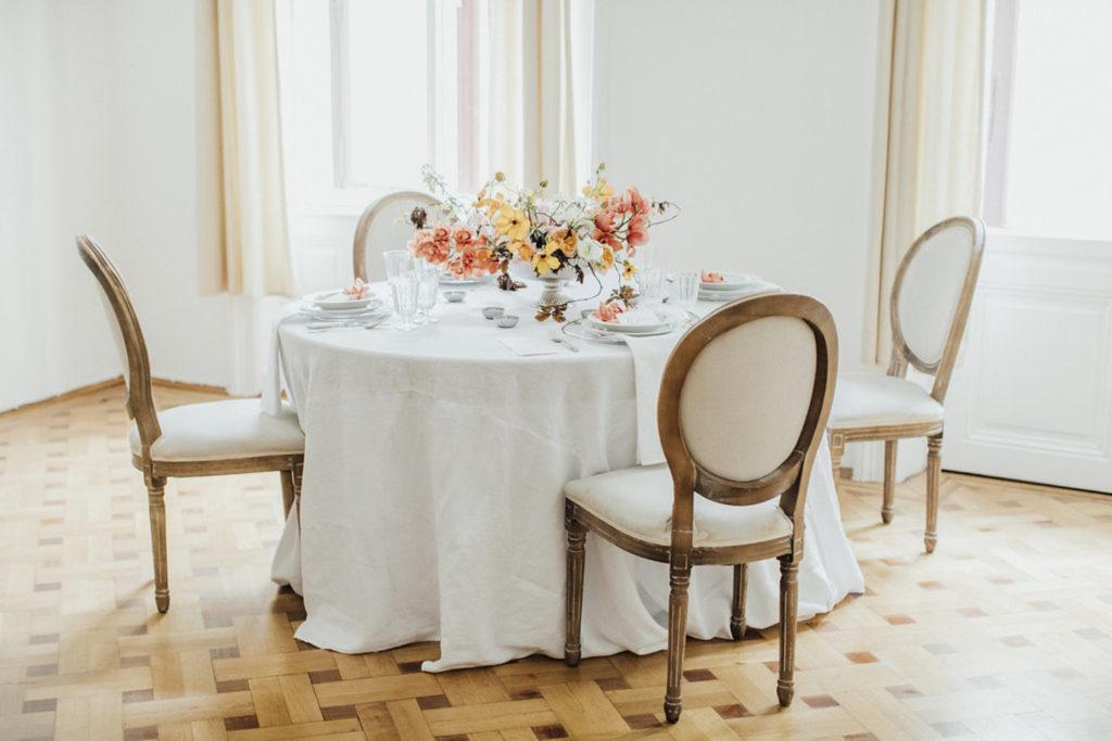 wedding reception, wedding table