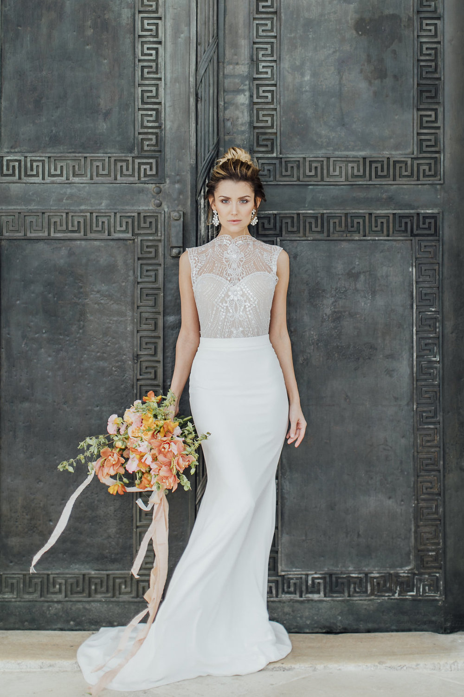 bride, wedding dress, white wedding gown, mermaid dress