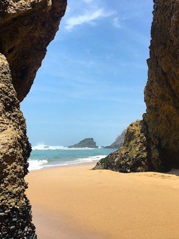 beach wedding, portugal beach, wedding at a beach, getting married in portugal