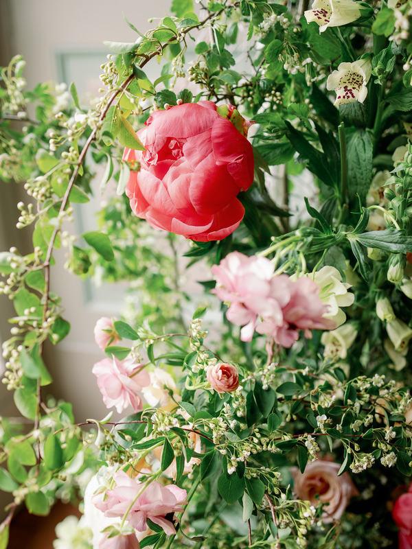 floristry, flower details
